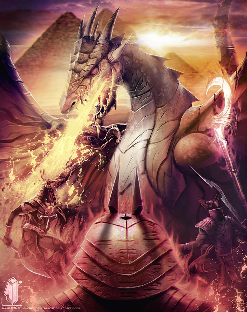 Drago by angelcanohn