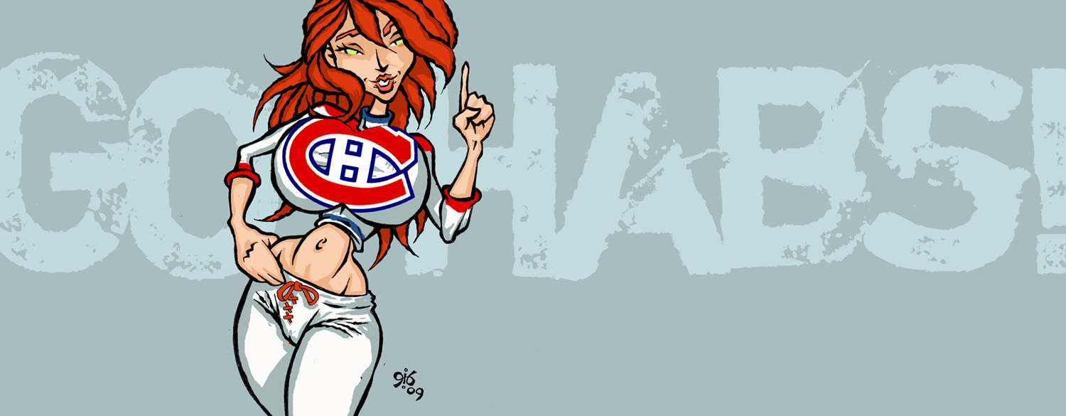 Wallpaper Go Habs Go 2016