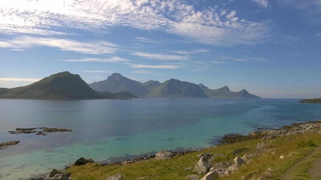 Lofoten Norway by uhansolo