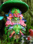 Spring Goddess Mushroom 2 by EMasqueradeGallery
