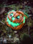 Jack-o'lantern pendant by EMasqueradeGallery
