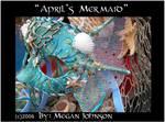 'April's Mermaid' mask