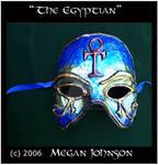 'The Egyptian Mask'