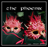 'The Phoenix Mask' by EMasqueradeGallery