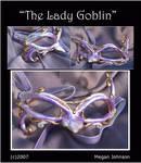 'Lady Goblin Mask'