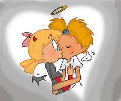 HA : Forbidden Love by Finni-NF