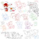 .: The Doraemons Doodles :.