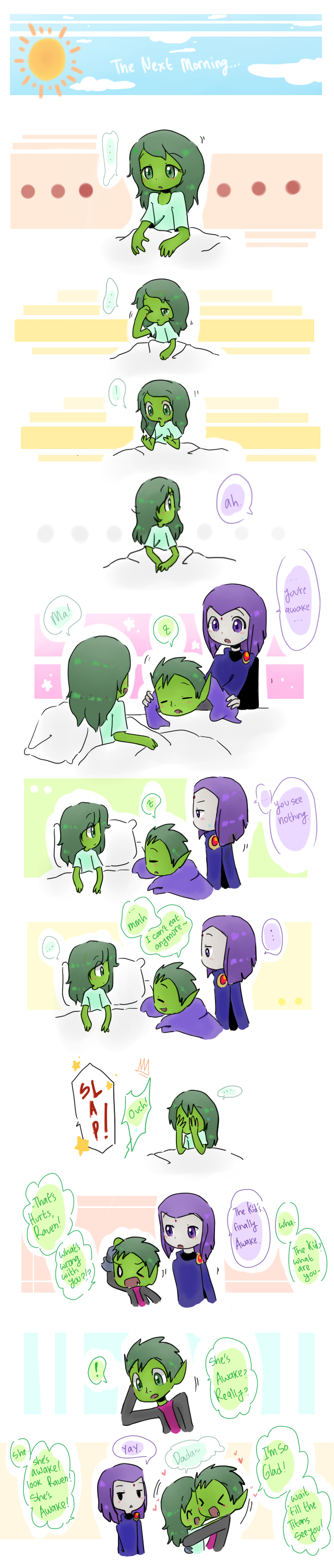 .: Sakutia Disease : Page 9 :. by FnFiNdOART