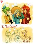 .: The Three Caballeros :.