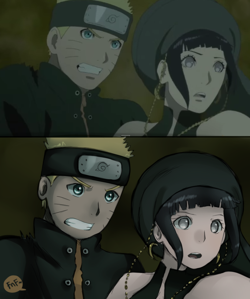 .: Naruhina :. by FnFiNdOART