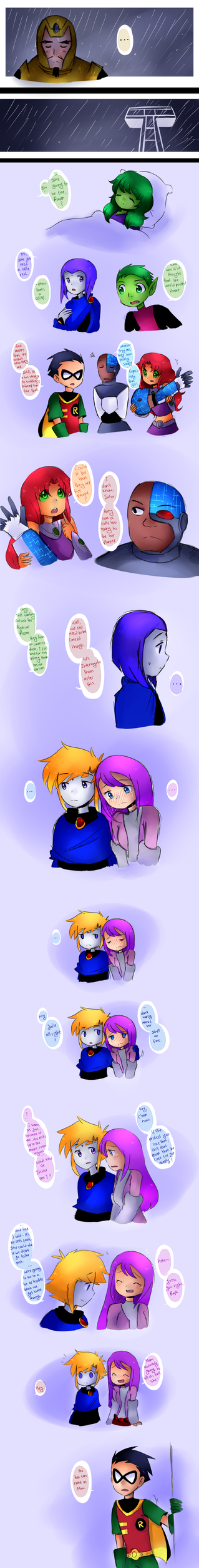 .: Sakutia Disease : Page 23 :. by FnFiNdOART