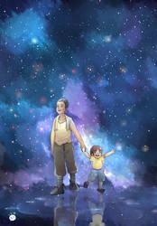 .: Star Light, Star bright :. by Finni-NF