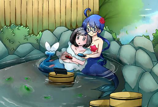 .: COM : Fuuko and Mizuki :.