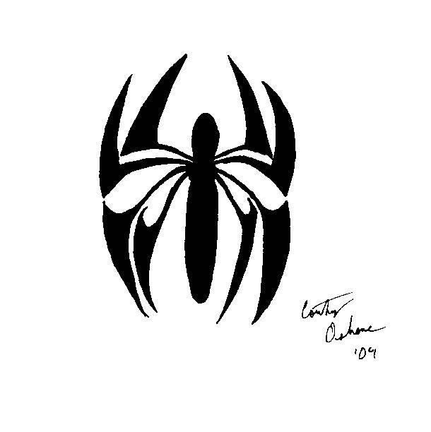 Scarlet Spider Symbol By Avchick On Deviantart
