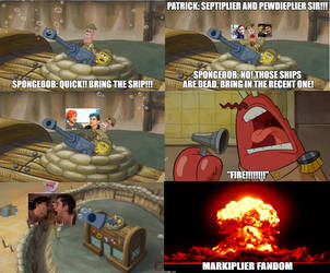 How to deal with markiplier shipping fandom by Prince-riley