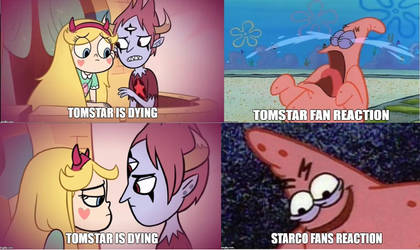 TOMSTAR IS DEAD?!!!!! by Prince-riley