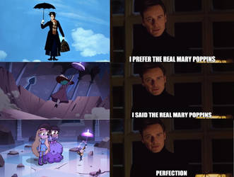 Mary poppins by Prince-riley