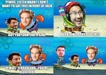 Markiplier is a beautiful girl by Prince-riley