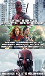 Poor Deadpool