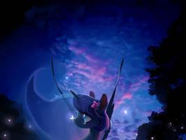 lunaaaaa by DreamSugar