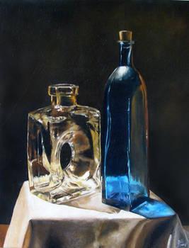 Still Life - Oil Painting