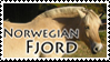 Norwegian Fjord Stamp 2 by Marbletoast