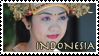 Indonesia Stamp 1 by Marbletoast