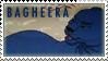 Bagheera Stamp by Marbletoast