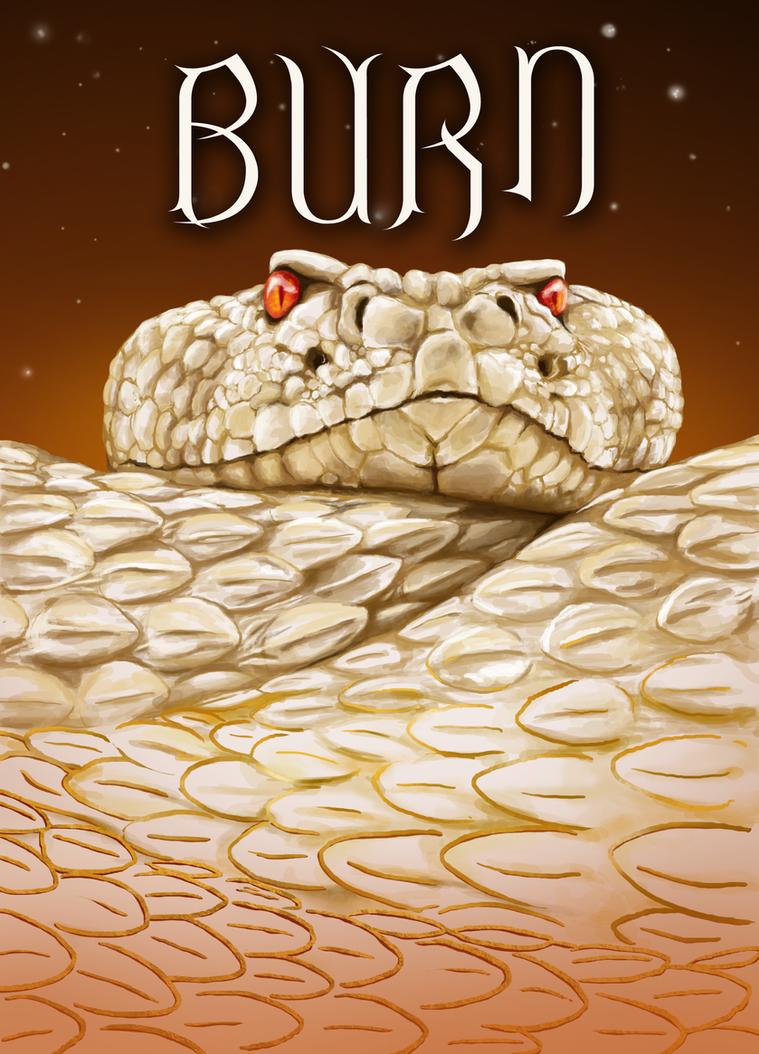 Burn by Marbletoast