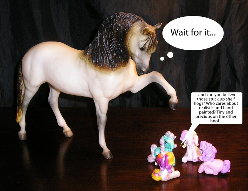 Breyer vs. MLP - Timing by Marbletoast