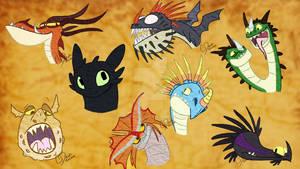 Dragons, Dragons Everywhere!