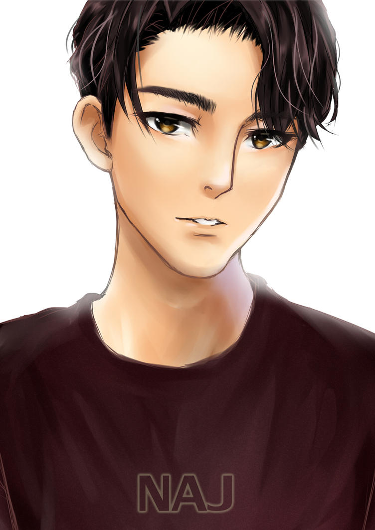 Nam Joo Hyuk By Najini Chan On Deviantart