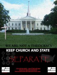 Not A Theocracy