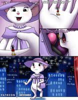 Miss Bianca's Tiny Rescue by Micro-Mike