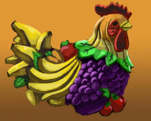 Fruity Chicken (Improvement Hell Day 7)