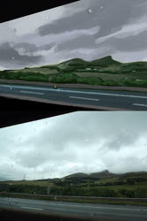 On the Road (Improvement Hell Day 9)