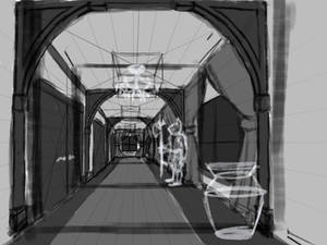 Improvement Hell 10: One Point Perspective
