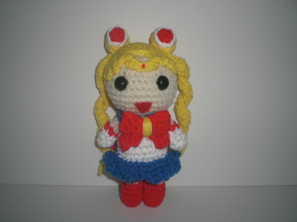 Amigurumi Seilor Moon : Sailor Moon Amigurumi by manduh83 on DeviantArt