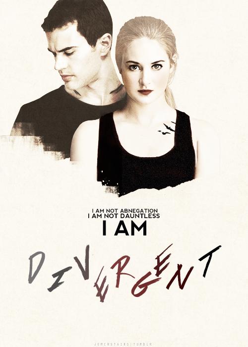 Divergent Fan Art Deviantart Tris Divergent Fan Art...