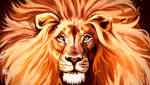 Golden Lion by Endemilk