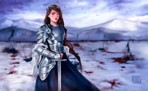 The Female Knight