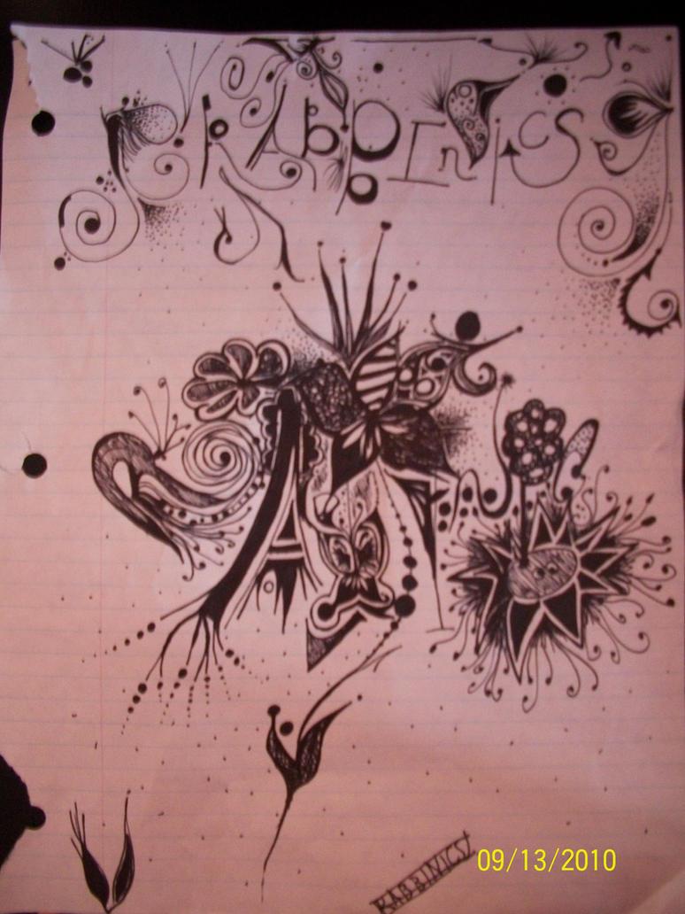 Rabbinics Doodle by Demon-Crazy