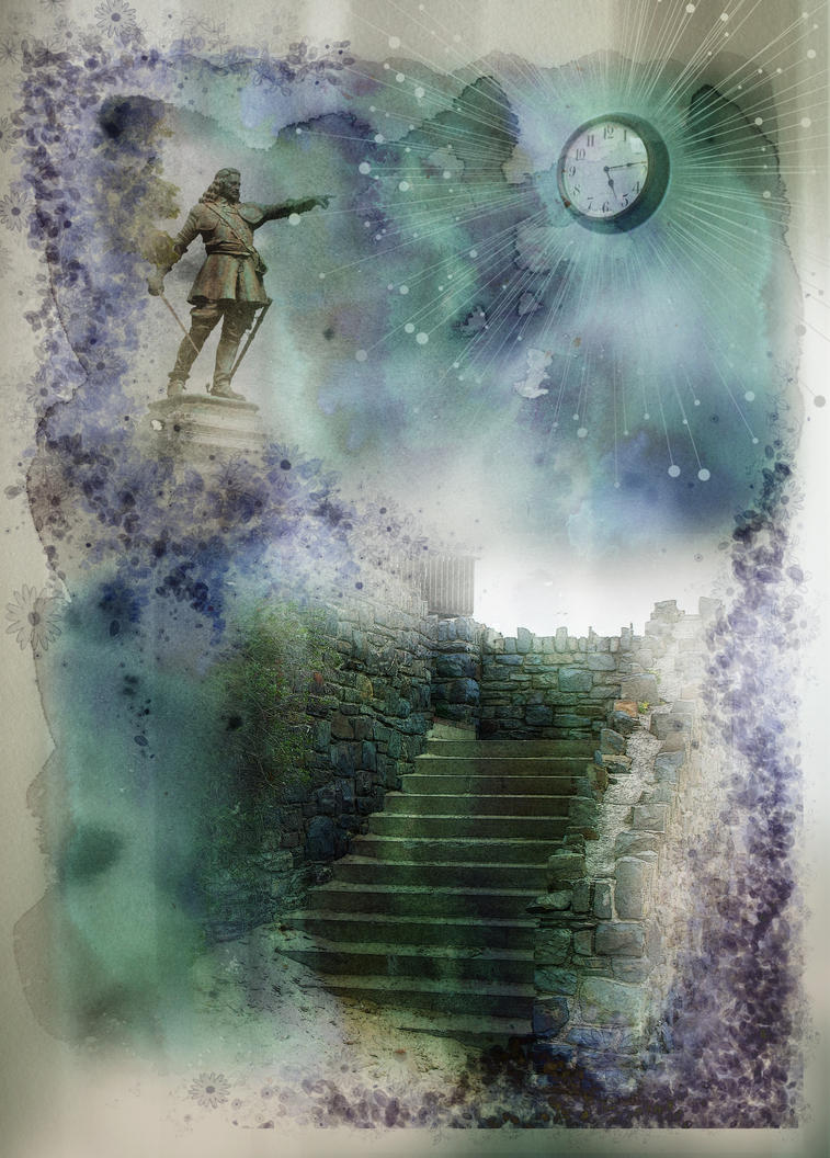 steps in time by penngregory