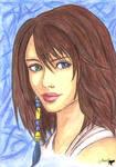 Yuna by ladyjuna
