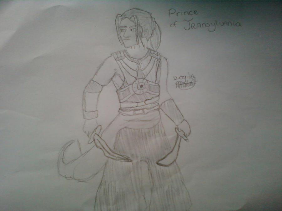 Prince of Transylvania by Countess-Nynke