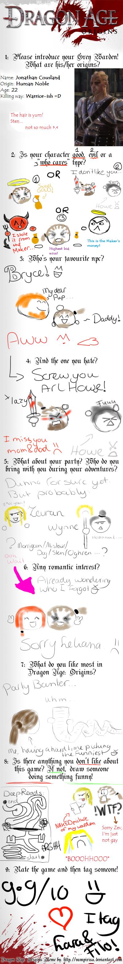 DA:O Meme - Jonathan Cousland by Countess-Nynke