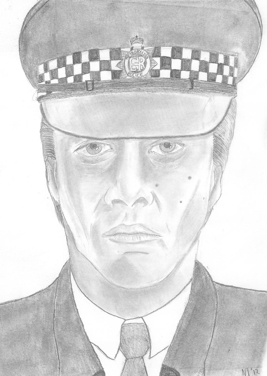 Cop Silva by Countess-Nynke