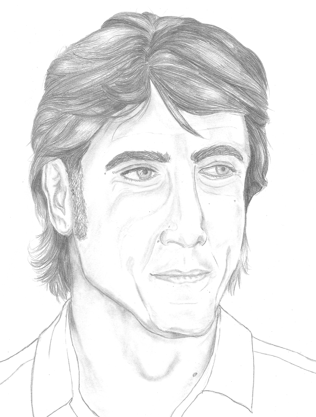 Javier Bardem by Countess-Nynke