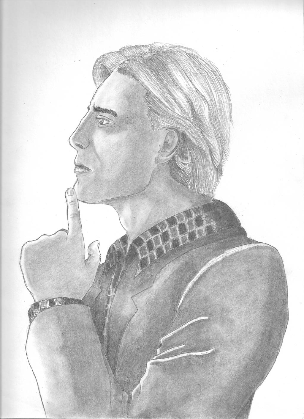 Raoul Silva by Countess-Nynke