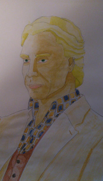 Raoul Silva by Countess-Nynke